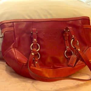 EUC authentic Coach bag